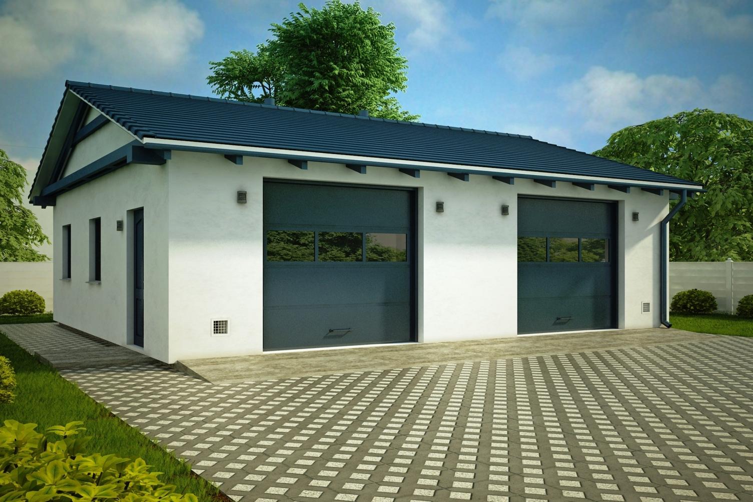 Строительство гаражей под ключ в Благовещенске